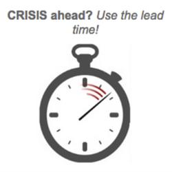 Crisis looming?
