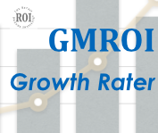 The ROI's GMROI GROWTH RATER