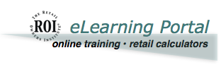 eLearning Portal, The Retail Owners Institute