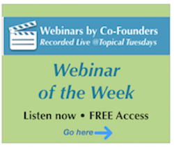 Webinar of the Week